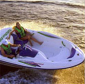 1994 the first jet drive sport boat enters the market